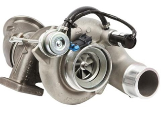 Dodge 5.9L Cummins Turbocharger (2004.5-2007) R4036836, 4036836, 4043600, HOLSET, HE351CW, 5.9L turbo, 5.9L turbocharger, 5.9 turbocharger