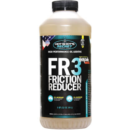 FR3 Friction Reducer (32oz) diesel, friction, reducer, oil, treatment, additive, hot, shot, secret, diesel extreme, fuel treatment, diesel fuel,Hot Shot's Secret