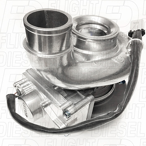 6.7 Cummins Turbo Replacement >> Dodge 6.7L Cummins Turbocharger - Direct Replacement